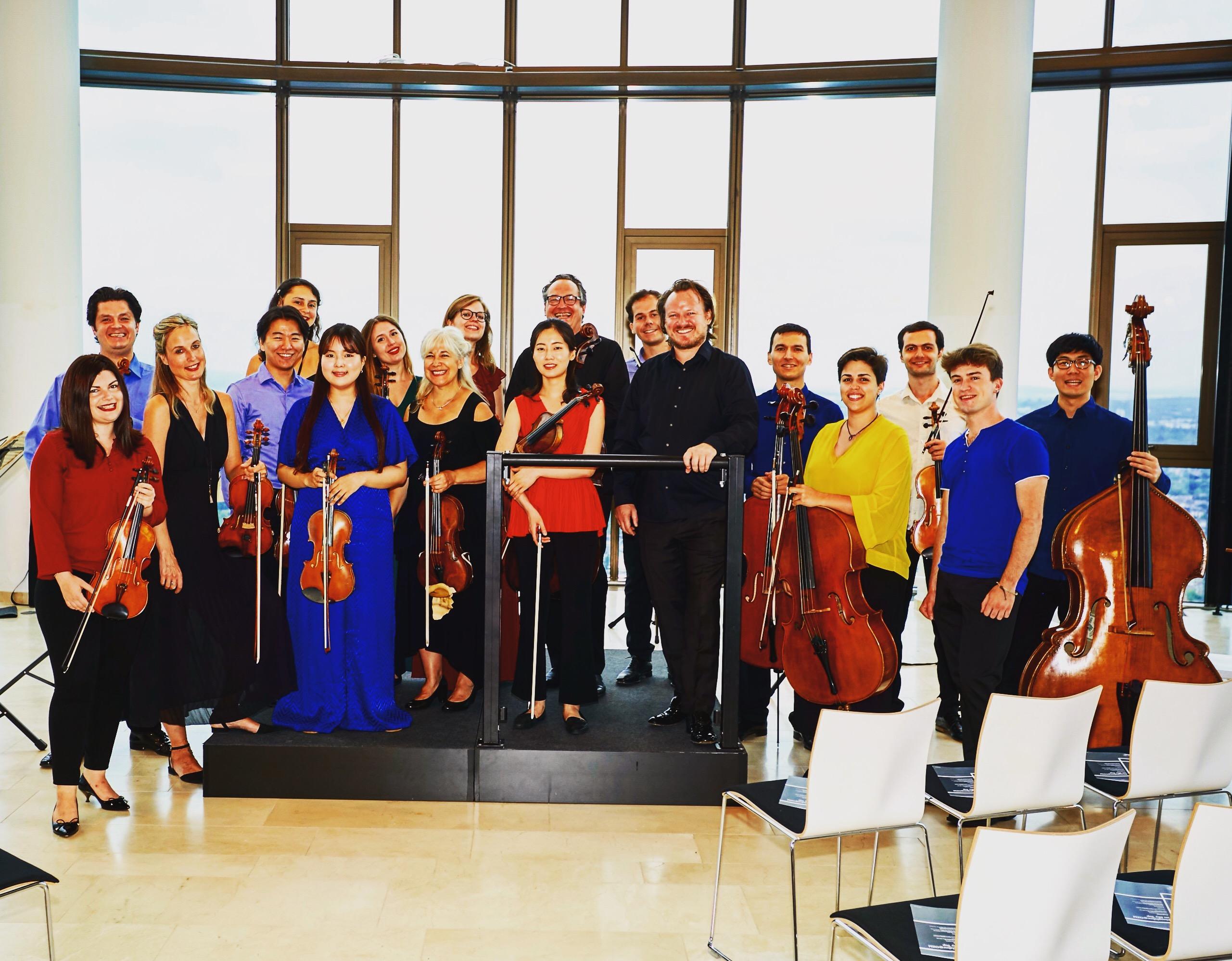 Klanglabor Orchesterzentrum Dortmund in Frankfurt