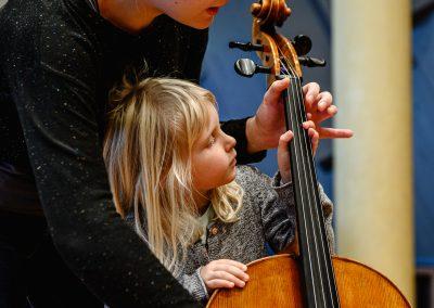 Familienkonzert in der Musikschule Steinheim