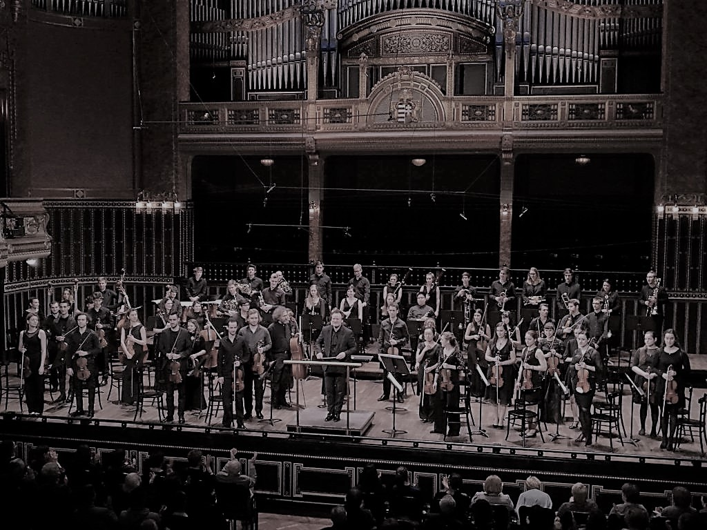 Klanglabor Konzert Budapest