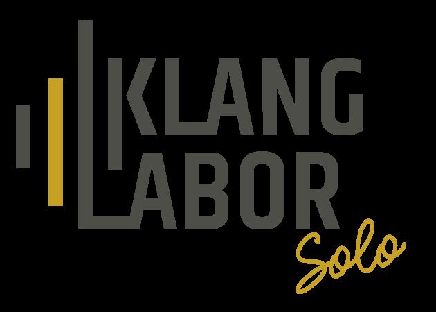 Logo Klanglabor Solo